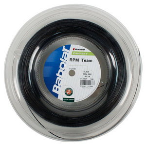 BABOLAT RPM TEAM 16G REEL TENNIS STRING