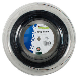 BABOLAT RPM TEAM 17G REEL TENNIS STRING
