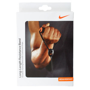 NIKE LONG-LENGTH MEDIUM RESISTANCE BAND