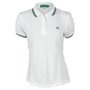 FRED PERRY WOMENS CLASSIC TENNIS SHIRT