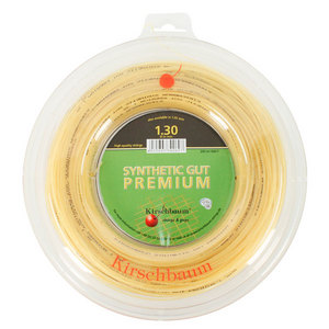 Syn Gut Premium Natural 1.30/16G Reel Tennis String