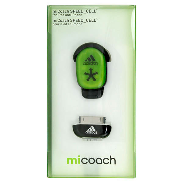 MiCoach Speed Cell for iphone/ipod