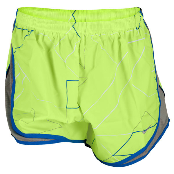Women's Printed Tempo Running Short