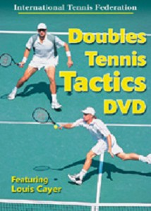 HUMAN KINETICS DOUBLES TENNIS TACTICS DVD