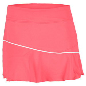 NIKE WOMENS BASELINE FLIRTY TENNIS SKIRT