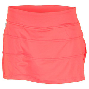 NIKE WOMENS BASELINE KNIT TENNIS SKIRT