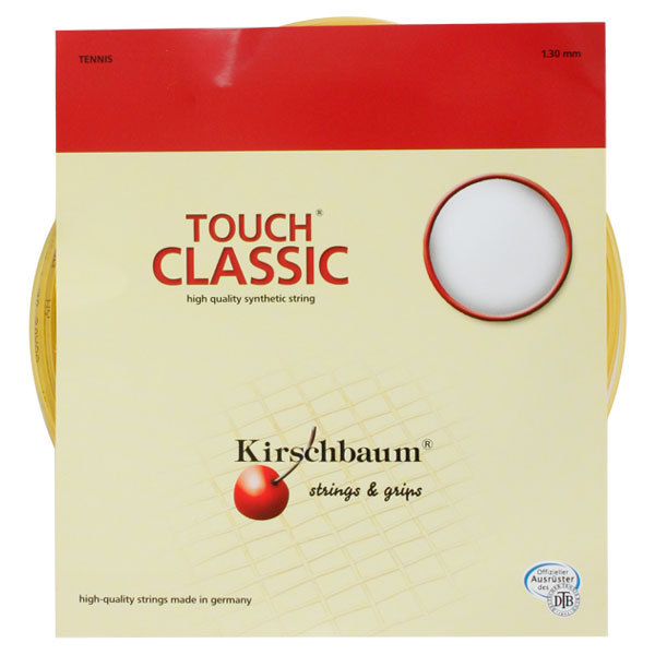 Touch Classic Syn Gut 1.30/16g Tennis String