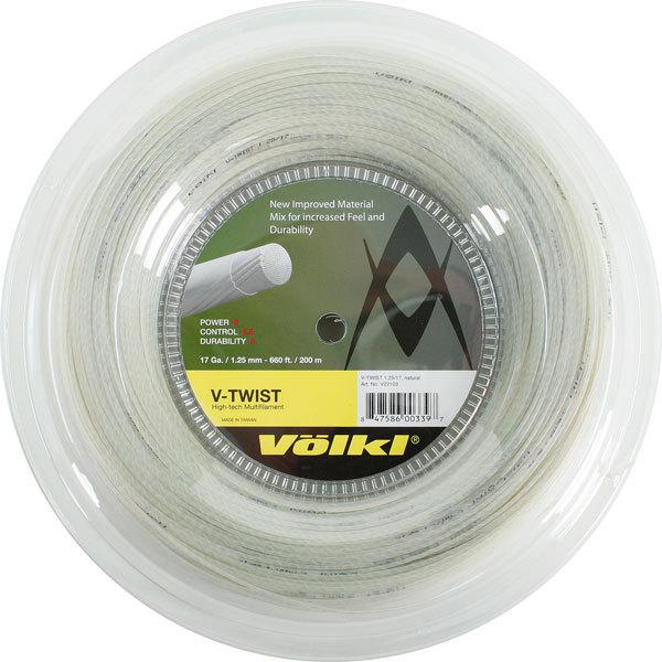 V- Twist 1.25/17g Tennis Reel