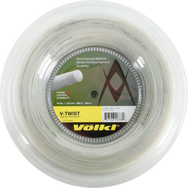 V- Twist 1.30/16g Tennis Reel
