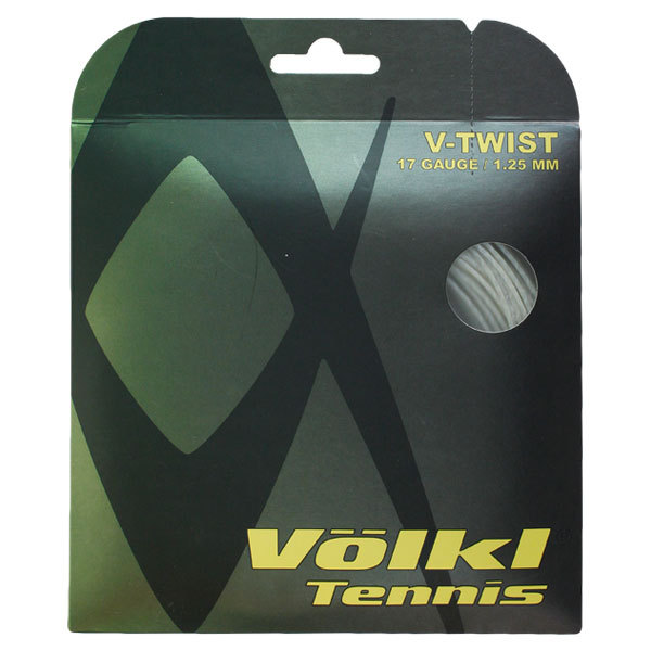 V- Twist 1.25/17g Tennis String