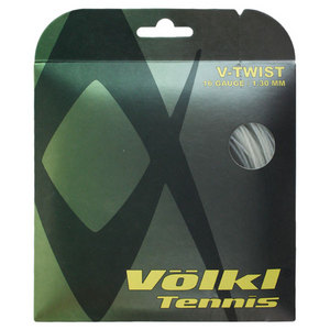 VOLKL V-TWIST 1.30/16G TENNIS STRING