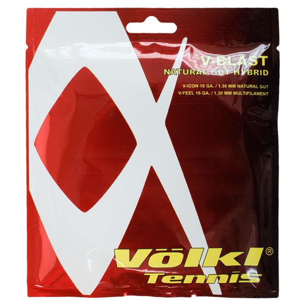 V- Blast 16g Hybrid Tennis String