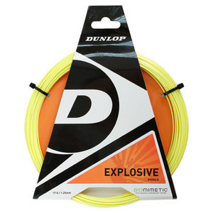 DUNLOP BIOMIM EXPLOSIVE POLY YELLOW 17G STRING