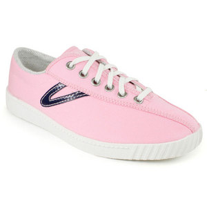 Women`s Nylite Canvas Pink/Navy Shoes