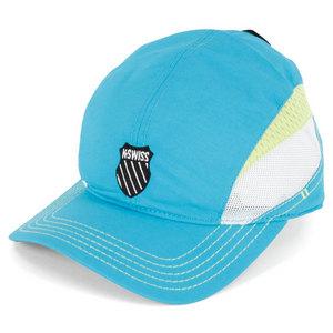 K-SWISS UNISEX KX FIJI BLUE TENNIS CAP