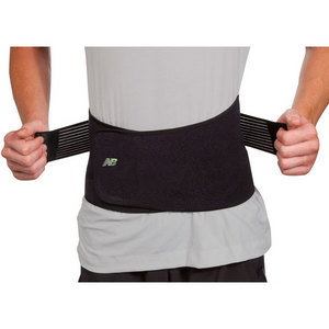 NEW BALANCE TI22 ADJUSTABLE BACK SUPPORT WITH POCKET