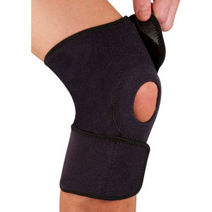 Ti22 Adjustable Open Knee Support