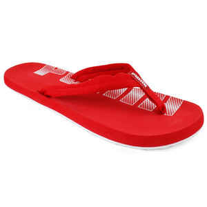 PUMA MENS EPIC FLIP RIBBON RED FLIP FLOPS