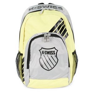 K-SWISS SPORT POP OPTIC YELLOW BACKPACK