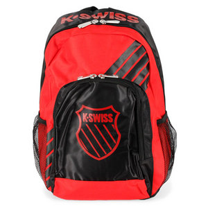 K-SWISS SPORT POP FIERY RED BACKPACK