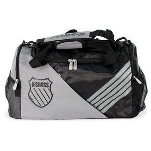 K-SWISS SPORT POP SILVER DUFFLE BAG