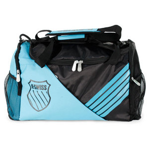 K-SWISS SPORT POP FIJI BLUE DUFFLE BAG