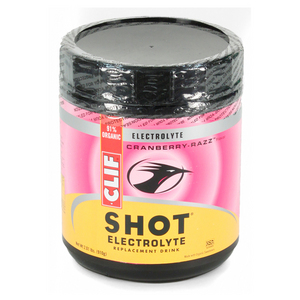 CLIF BAR AND CO CLIF SHOT CRANRAZZ ELECTROLYTE DRINK MIX