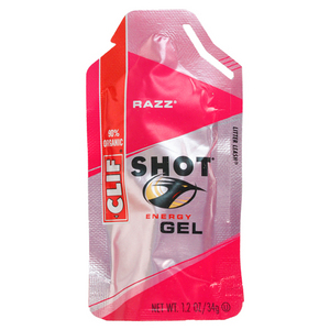 CLIF BAR AND CO CLIF SHOT RASPBERRY ENERGY GEL