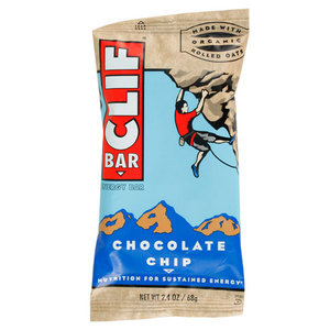 CLIF BAR AND CO CHOCOLATE CHIP CRUNCH BAR