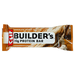 CLIF BAR AND CO CHOCOLATE PNUT BTTR BUILDERS PROTEIN BAR