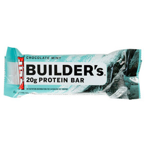 CLIF BAR AND CO CHOCOLATE MINT BUILDERS PROTEIN BAR