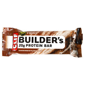 CLIF BAR AND CO SMORES BUILDERS PROTEIN BAR