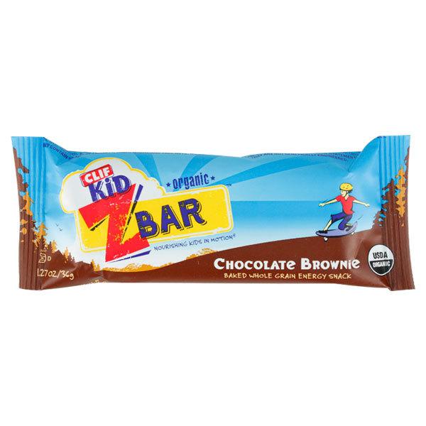 Clif Kid Zbar Chocolate Brownie