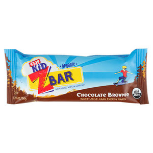 CLIF BAR AND CO CLIF KID ZBAR CHOCOLATE BROWNIE