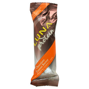 CLIF BAR AND CO LUNA CHOCOLATE PEANUT BUTTER PROTEIN BAR
