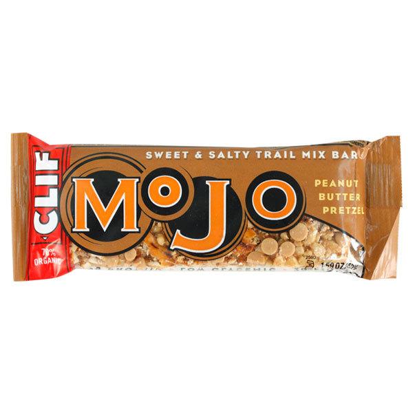 Peanut Butter Pretzel Mojo Bar
