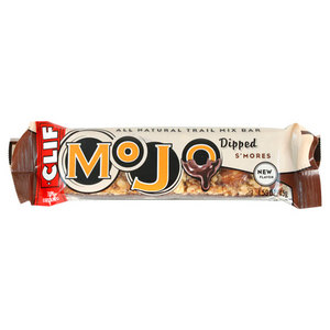 CLIF BAR AND CO SMORES MOJO DIPPED BAR