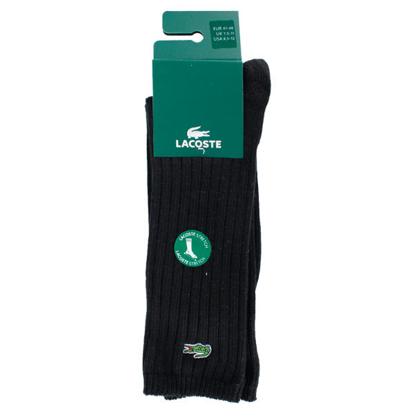 Men`s Green Croc Cotton Blend Classic Crew Socks