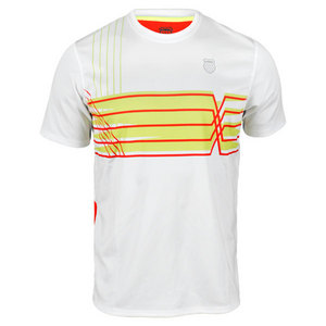 K-SWISS MEN`S VELOCITY FRENCH OPEN  TENNIS CREW
