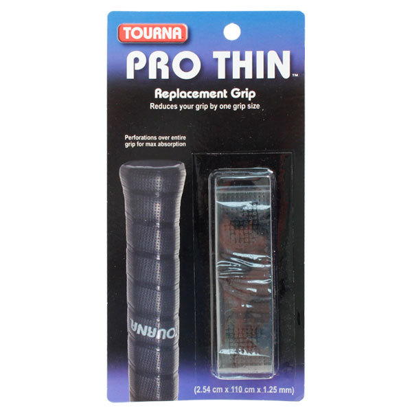 Pro Thin Tennis Replacement Grip