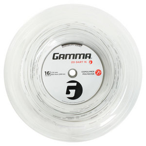 Zo Dart White 16G Tennis String Reel