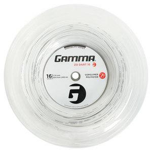 GAMMA ZO DART WHITE 16G STRING REEL