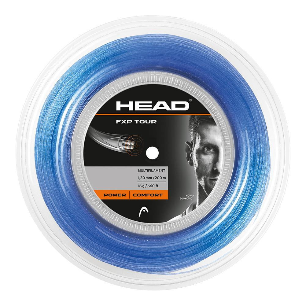 Fxp Tour 16g Liquid Blue Reel Tennis String