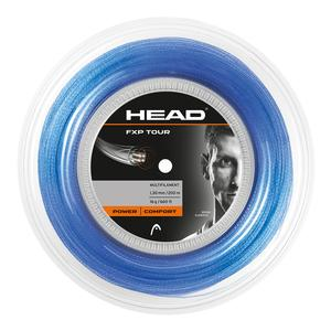 HEAD FXP TOUR 16G LIQUID BLUE REEL STRING