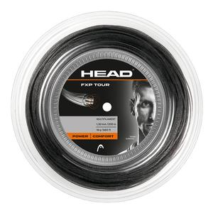 HEAD FXP TOUR 16G LIQUID BLACK REEL STRING