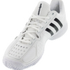 ADIDAS Men`s Adipower Barricade 7.0 Tennis Shoes White/Black