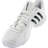 ADIDAS Men`s Adipower Barricade 7 ND Tennis Shoes White/Black