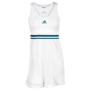 adidas WOMENS ADIPURE WIMBLEDON TENNIS DRESS