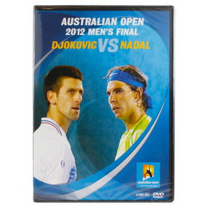 KULTUR 2012 AUSTRALIAN OPEN  FINAL DVD