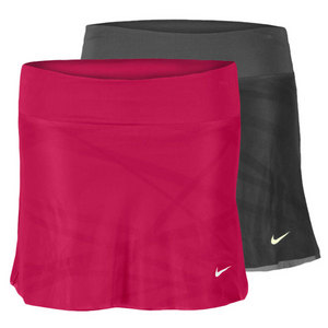 NIKE GIRLS ATHLETE TENNIS SKIRT